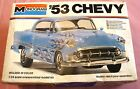 Monogram 1953 Chevy Model Car Box and Instruction Sheet Only