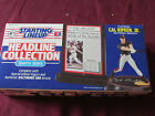 Starting Lineup Headline Collection Cal Ripken JR Baltimore Orioles 1992