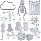 1 Set Multi Shape Cutting Dies Stencil DIY Scrapbook Embossing Album Paper Cards