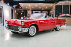1957 Ford Thunderbird Fully Restored T Bird Ford 312ci V8 Automatic Transmission All Original Steel