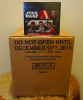 TOPPS Star Wars The Force Awakens Series 1 Special Edition 16 24 Hobby Box CASE!