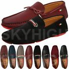 Mens LOAFERS Driving Shoes Casual Classic Style Fashion Casual Slip On Dress