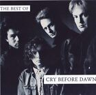 Cry before dawn - The best of CD NEW