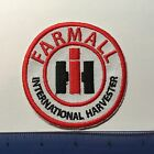 Farmall IH Garden Farm Tractor Patch iron or sew on art logo decal insignia part
