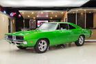 1969 Dodge Charger Rotisserie Restored 440ci V8 4 Speed Pistol Grip 4 Wheel Disc PB PS A C
