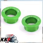 CNC KAWASAKI REAR WHEEL SPACER SETS KX125 KX250 KX250F KX450F KLX450R 2006-2019