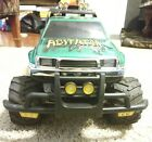 Rare Radio Shack Agitator 4x4 RC Truck Vintage used Truck only no Transmitter