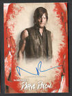 THE WALKING DEAD SURVIVAL BOX Topps AUTOGRAPH CARD by NORMAN REEDUS Daryl Dixon