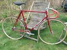 Ron Cooper Track Bike With Campagnolo Record Pista Groupset