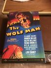 SIDESHOW THE WOLF MAN UNIV STUDIOS 12IN FIGURE NEW
