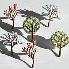 TREE BRADS  8 PCS  3 COLORS  SEE MY STORE 2 DESIGNS
