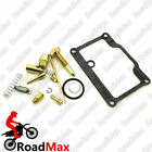Carburetor Repair Rebuild Kit For 2002 Polaris Xplorer 400 ATV Quad 4 Wheeler