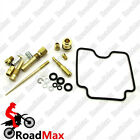Carburetor Repair Rebuild Kit For 2000 2005 2009 2012 Yamaha Big Bear YFM400
