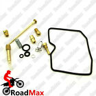Carburetor Repair Carb Rebuild Kit For Kawasaki KLF300 Bayou 300 4x4 1989 2004
