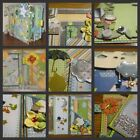CHOOSE YOUR THEME 6x6 sewn premade paper bag album premade scrapbook pages