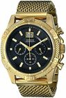 GUESS Men's U0205G1 Sporty  Multi-Function Watch with Chronograph Dial
