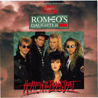 ROMEO'S DAUGHTER - Heaven In The Backseat (CD Sgl. 1988)