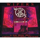 Wipers Box Set: Is This Real? / Youth of America / Over the Edge WIPERS Audio CD