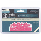 Crafters Companion Floral Dance Diesire Edgeables Cutting  Embossing Die