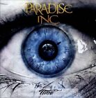 PARADISE INC. - Time - AOR/HARD ROCK - CD-Issue/SEALED