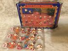 Set Of 18 Miniature Christmas Garfield & Odie Ornaments Cat Dog NIB