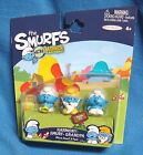 SMURFS MICRO VILLAGE CHARACTER SET HARMONY, ANY, GRANDPA SMURF FREE SHIPPING USA