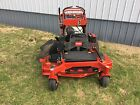 TORO GrandStand Commercial stand on Lawn Mower 2016 52 25 HP EFI 302hr