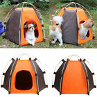 New Dog or Cat Hexagon Tent House for Indoor or Outdoor Use