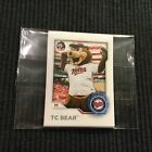 2017 Topps MLB Sticker Collection Baseball 23