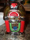Collectible Gibson Retro Coca Cola Jukebox Salt and Pepper Shakers