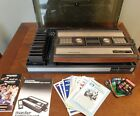 Vintage Intellivision Game Console Model 2609 & 11 Games, Carrying Case