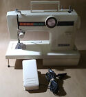 White 3900F Zig Zag Sewing Machine w/ Pedal Tested And Working