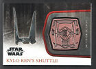 2015 Topps Star Wars: The Force Awakens Series 1 Trading Cards 11