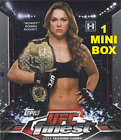 2013 Topps UFC Finest Hobby MINI-BOX (Factory Sealed) (contains 6 packs)