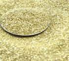 Bright Gold Glass Glitter 311 9 009 Real Glass Imported German Glitter