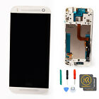 Original White Display LCD Touch Screen Digitizer Assembly for HTC One Mini 2 US