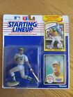 STARTING LINEUP Sports Star Collectible RICKEY HENDERSON 1990 MLB Figure VTG NIP
