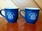 Miltary Mugs Life Guard Regiment Hussars, 3rd Cavalry SWEDEN  Set of 2