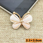 NEW DIY 5 PCS Colorful Butterfly Flatback Scrapbooking for Phone wedding Crafts