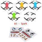 3M Stickers Shark Face Decals Skin Smarthpone Stickers For DJI Spark/Mavic Pro