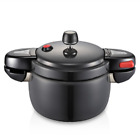 New PN Induction Compatible Black Pearl Series Pressure Cooker - Ship By DHL