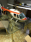 RC VINTAGE KAVAN BELL JET HELLICOPTER 1974 THE REAL DEAL