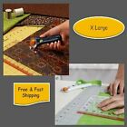 Fabric Cut Tools Rotary Cutter Cutting Mat Acrylic Ruler Sewing Project Craft XL