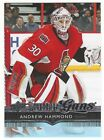 Curious About Andrew Hammond Rookie Cards? There Aren't Many. 7