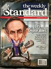 The Weekly Standard October 10 2016 Les Deplorables The French RightNew