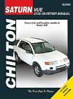 Repair Manual-Red Line Chilton 62390 fits 07-09 Saturn Vue