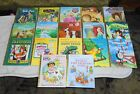 17 Little Golden Books~ Sesame Street, Disney, Christmas, Thomas, Richard Scarry
