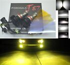 LED Kit X3 50W H11 3000K Yellow Head Fog Light Two Bulbs Replacement Low Beam