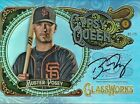 2017 Topps Gypsy Queen GlassWorks Box Topper Autograph #GWBP Buster Posey