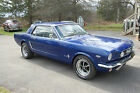 1965 Ford Mustang Pony Interior Modern Power Brakes  Steering 5spd 347 CuIn 32k + Invested